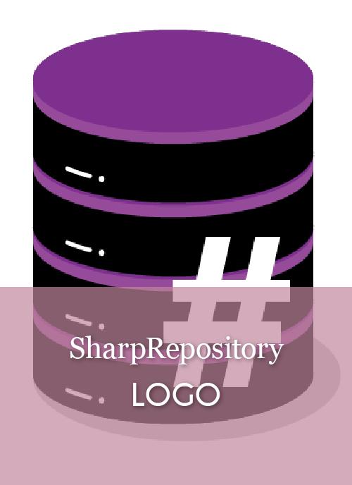 SharpRepository — Logo — creato da Katia Coppo