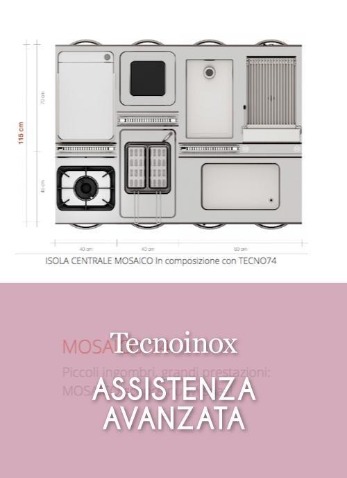 Tecnoinox — Landing page di Tecnoinox, sviluppata per conto di Fresco s.r.l.